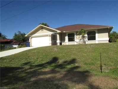 3203 6th ST, Lehigh Acres, FL 33972 - MLS#: 219003813