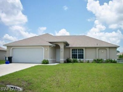 2811 48th W ST, Lehigh Acres, FL 33971 - MLS#: 219003819