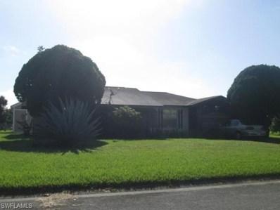 116 Contee DR, Lehigh Acres, FL 33936 - MLS#: 219004043