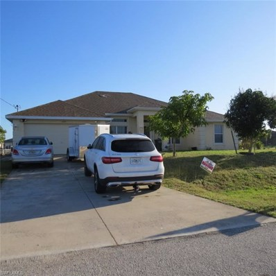 1307 19th PL, Cape Coral, FL 33909 - #: 219004289