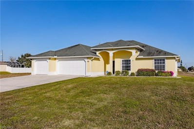 1113 9th AVE, Cape Coral, FL 33993 - #: 219004342