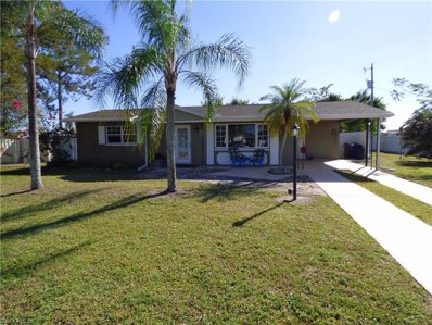 804 Jasmine RD, Lehigh Acres, FL 33936 - MLS#: 219004544