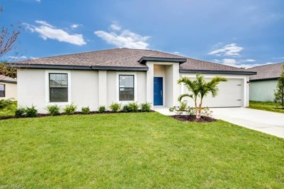 831 Rue Labeau CIR, Fort Myers, FL 33913 - #: 219004692