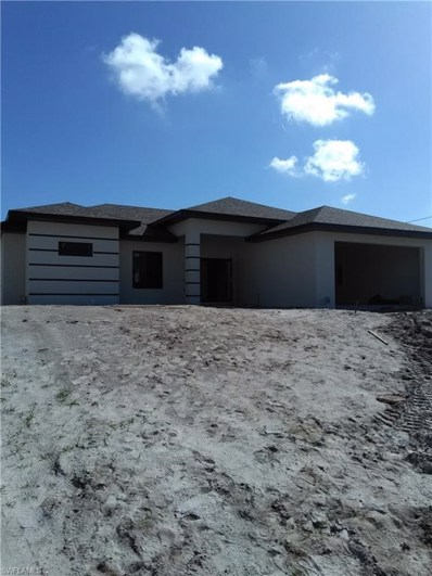 1317 21st AVE, Cape Coral, FL 33909 - MLS#: 219004896