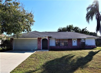 1004 5th TER, Cape Coral, FL 33990 - MLS#: 219005198