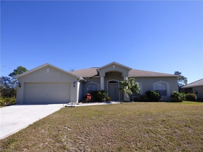 516 Canton AVE, Lehigh Acres, FL 33972 - MLS#: 219005418