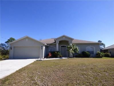 516 Canton AVE, Lehigh Acres, FL 33972 - MLS#: 219005418