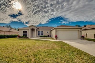 2692 Nature Pointe LOOP, Fort Myers, FL 33905 - MLS#: 219005488