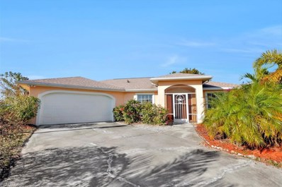 427 8th TER, Cape Coral, FL 33993 - #: 219005501