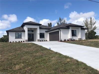 2518 10th AVE, Cape Coral, FL 33914 - #: 219005626