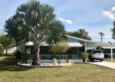 844 Holly Berry CT, North Fort Myers, FL 33917 - #: 219005862
