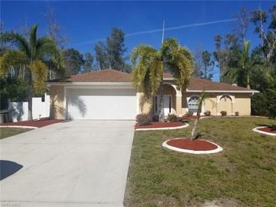5206 Barth ST, Lehigh Acres, FL 33971 - MLS#: 219005892