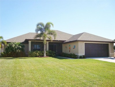 4119 16th PL, Cape Coral, FL 33914 - MLS#: 219006060