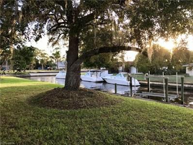 6814 Hibiscus LN, Fort Myers, FL 33919 - MLS#: 219006268