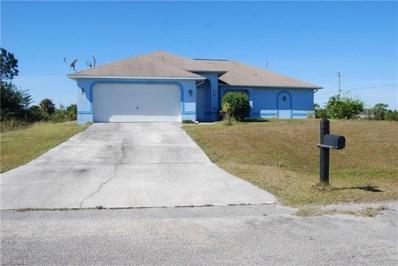 744 Goodrich S AVE, Lehigh Acres, FL 33974 - MLS#: 219006767