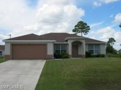 1825 Marson ST, Lehigh Acres, FL 33972 - MLS#: 219006814