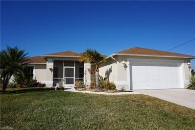 1348 14th PL, Cape Coral, FL 33993 - MLS#: 219006872