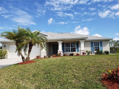 2119 13TH AVE, Cape Coral, FL 33909 - #: 219007544