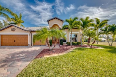1805 Old Burnt Store N RD, Cape Coral, FL 33993 - MLS#: 219008285