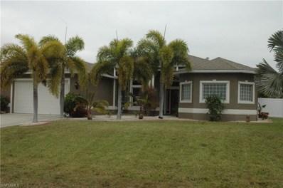 2801 26th ST, Cape Coral, FL 33993 - MLS#: 219008565