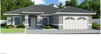 4009 10th AVE, Cape Coral, FL 33909 - #: 219009020