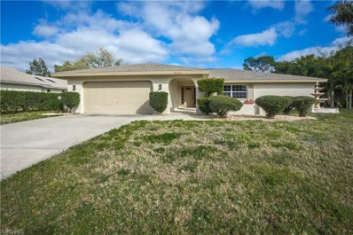 5727 Inverness CIR, North Fort Myers, FL 33903 - #: 219009032