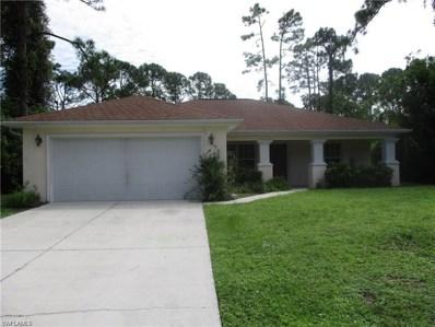 457 Eisenhower BLVD, Lehigh Acres, FL 33974 - #: 219009260