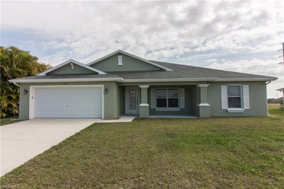 1019 24th PL, Cape Coral, FL 33993 - #: 219009527