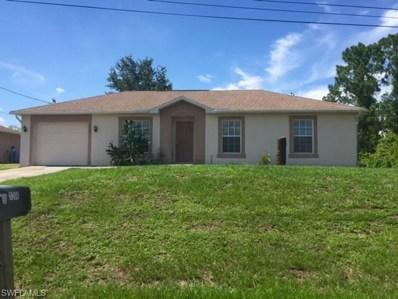 3206 15th W ST, Lehigh Acres, FL 33971 - MLS#: 219010023