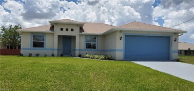 4208 22nd AVE, Cape Coral, FL 33909 - MLS#: 219010231