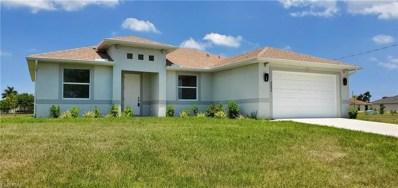 2532 25th AVE, Cape Coral, FL 33993 - MLS#: 219010753
