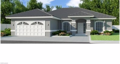 503 7th TER, Cape Coral, FL 33993 - #: 219010962