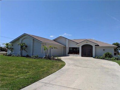 4206 17th AVE, Cape Coral, FL 33914 - MLS#: 219011010