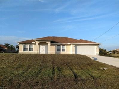 2507 7th ST, Cape Coral, FL 33993 - #: 219011561