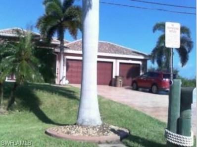 3214 11th PL, Cape Coral, FL 33914 - MLS#: 219011576