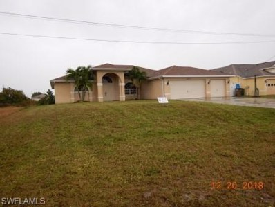 2203 9th PL, Cape Coral, FL 33993 - MLS#: 219012188