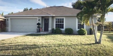 2520 32nd ST, Cape Coral, FL 33914 - #: 219012358