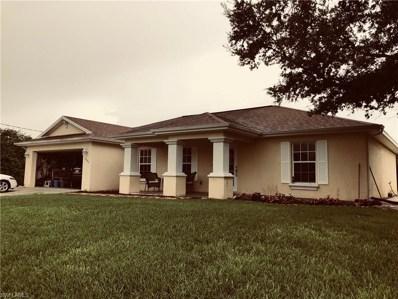 5007 Bygone ST, Lehigh Acres, FL 33971 - MLS#: 219012681