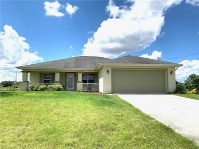4109 5th Sw ST, Lehigh Acres, FL 33976 - MLS#: 219012776