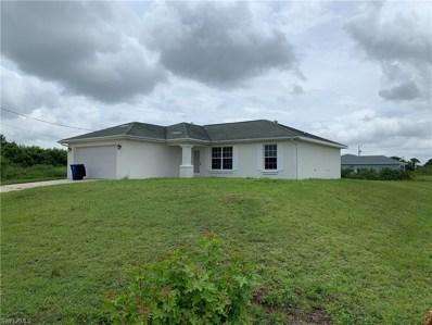 1400 Bert S AVE, Lehigh Acres, FL 33976 - MLS#: 219012850
