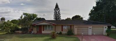 220 Punta Alta CT, Lehigh Acres, FL 33936 - MLS#: 219013099