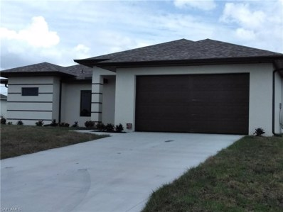 1317 21st AVE, Cape Coral, FL 33909 - #: 219013942