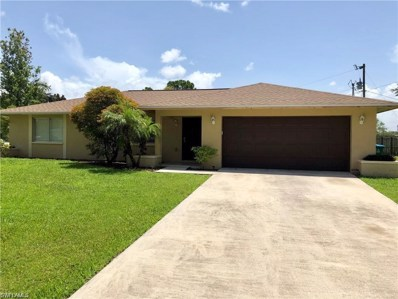 520 4th TER, Cape Coral, FL 33993 - #: 219013985