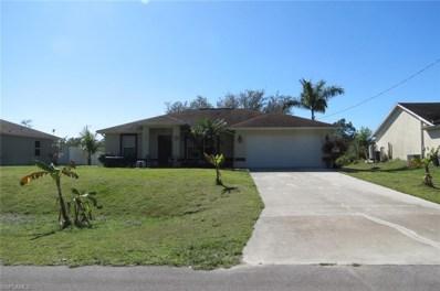 1120 Copley E ST, Lehigh Acres, FL 33974 - #: 219014225
