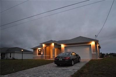 1405 8th PL, Cape Coral, FL 33993 - #: 219014446