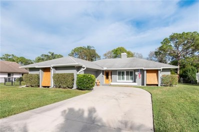 7608 Tania LN, North Fort Myers, FL 33917 - MLS#: 219014447