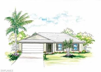 1727 15th TER, Cape Coral, FL 33993 - MLS#: 219014988