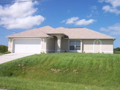 1226 9th AVE, Cape Coral, FL 33909 - MLS#: 219015385
