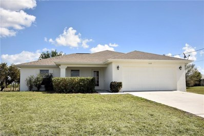 1113 10th AVE, Cape Coral, FL 33993 - #: 219016314