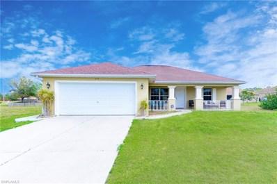 455 2nd PL, Cape Coral, FL 33909 - #: 219016329